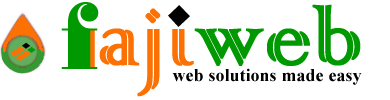 Fajiweb Web Hosting and Domain Company logo